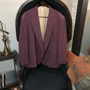 Other - Men's Blazer Suit Jacket - Michael York 56R